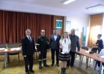 Konkurs wiedzy pożarniczej 2016