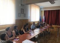 Spotkanie informacyjne o projektach realizowanych przez Wojewódzki Urząd Pracy w Krakowie
